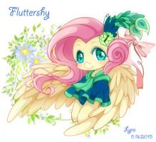 Fluttershy by Lyra-Kotto