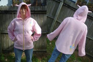 My Little Pony- Pinkie Pie Hoodie Cosplay Jacket by Monostache