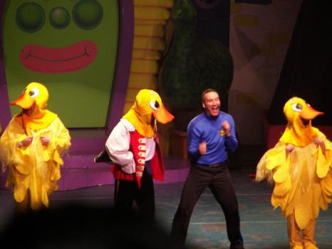 The Wiggles Concert 2007 by AndFOREVER