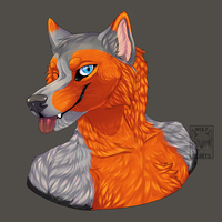Kaminfeuer by WolfHearts
