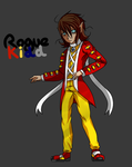 The Forgotten Mascot, A SEGA Tale - Rogue Kidd by Susanoos-Butt