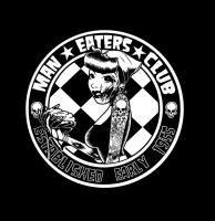 Man Eaters Club Design by zombie-you