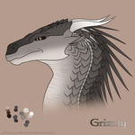 Grizzly by xTheDragonRebornx
