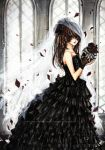 Deathly Bride To Be... by cherriuki