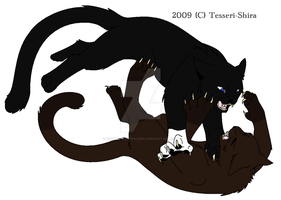 Scourge VS Snake. by xXDiamondStealerXx
