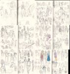 one giant big damn sketchdump by Miagola