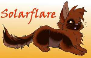 Solarkit-paw-flare by Ferry-chan