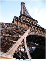 Eiffel Tower by since91