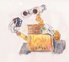 Wall-E by C-Ungol