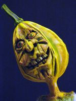 Gourd Lord Feste the Mad 3 by Boggleboy
