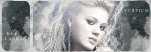 Kelly Clarkson by Interfico