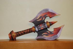 Battle Axe by InmortalMind