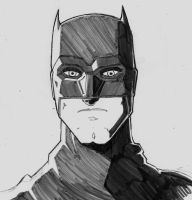 batman sketch by chiryogatito