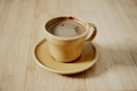 Coffee cup love by chirilas