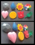 Kanto Pokemon Badges by DoyleDesigns