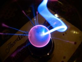 Plasma Ball by Demon-Souls