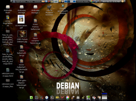 The Debian Desktop.. by andcorps