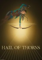 Fan Art : Hail-of-thorns by mataujall