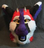 Sparx's Finished Head by PawthenticCreations