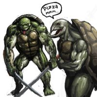 Turtles - 2005.06.10 by puppeli