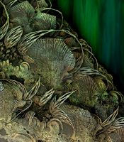 Limpets and Shellfish by GrannyOgg