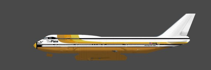 747-400 'Ala Moana Clipper' by CrimsonLines