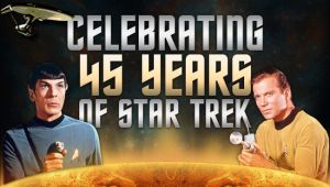 Happy 45th Ann Star Trek by slashygirl