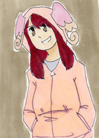 Audino Hoodie by Somerandomfan