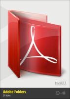 Adobe Folders by musett