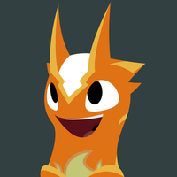 Slugterra: Burpy Icon (Vector) by SrMario