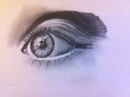 The eye by MaUsY