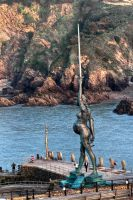 Ilfracombe statue 2 by CharmingPhotography