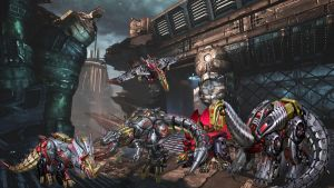 We Are The Dinobots by Connorgodzilla