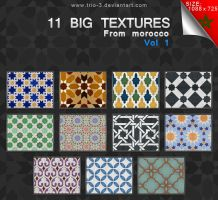 11 big textures from morocco by TRIO-3