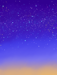 Starry Sky by ginsenq