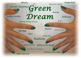 Green Dream by kalistina