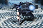 Black Rock Shooter (TV Anime) by Vietsumani1994