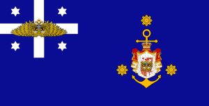 Imperial Rear-Admiral's Ensign by AdmiralMichalis