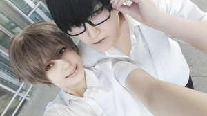 Zankyou no terror cosplay by DAIxSORA