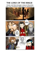 TLOTR Parody 1-8 by black3