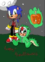 happy holloween by tailslover42