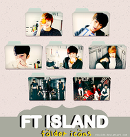 ft island folder icons {REQUEST} by stopidd