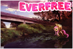 postcards from Everfree--flutter by CosmicUnicorn