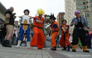 DBZ Group by MrManson86
