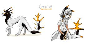 -Cranillo by DawnoftheBlueMoon