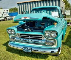 58 Chevy Apache by funygirl38