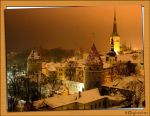 ...::old tallinn::... by roginator