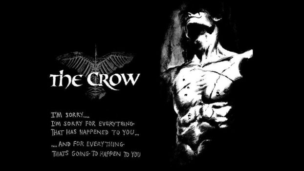 The Crow wallpaper by Wild-Huntress