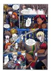 ::VIPERINE:: Page Color by Alix-Aethusa