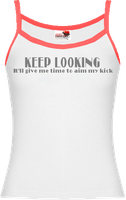 T-Shirt - Keep Looking by jessiesheram